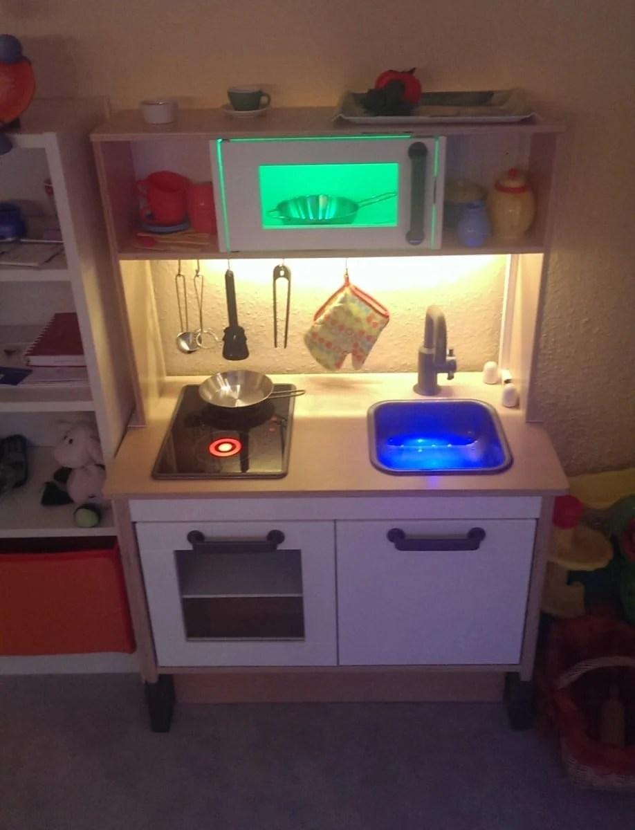 pimed duktig children mini kitchen ikea hackers. Black Bedroom Furniture Sets. Home Design Ideas