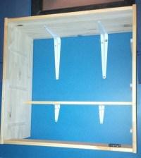 Rast Hack, Wall-Mounted Mini Mandal Dresser - IKEA Hackers ...