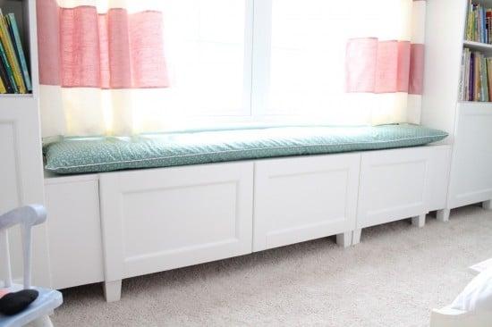 ektorp living room interior design divider besta window seat for little girl - ikea hackers ...