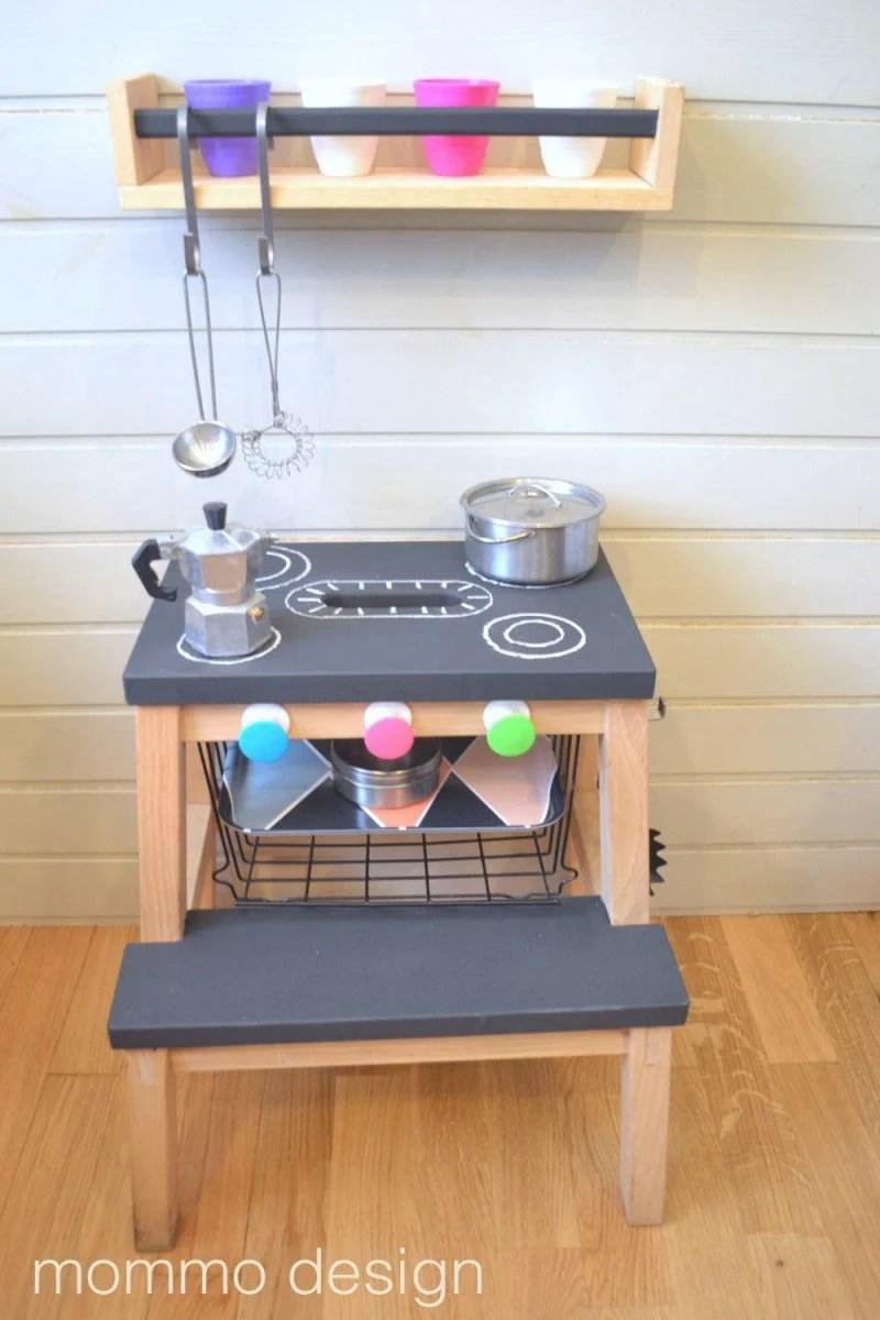 chair mic stand zero gravity rocking bekvam mini kitchen - ikea hackers
