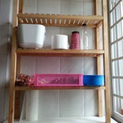 Vintage Kitchen Sink Remodel Ideas For Small Molger From Bathroom To Shelf - Ikea Hackers