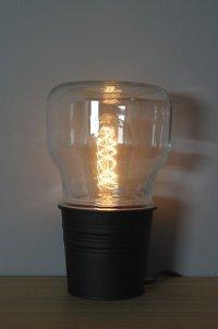 Modern industrial small table light - IKEA Hackers - IKEA ...