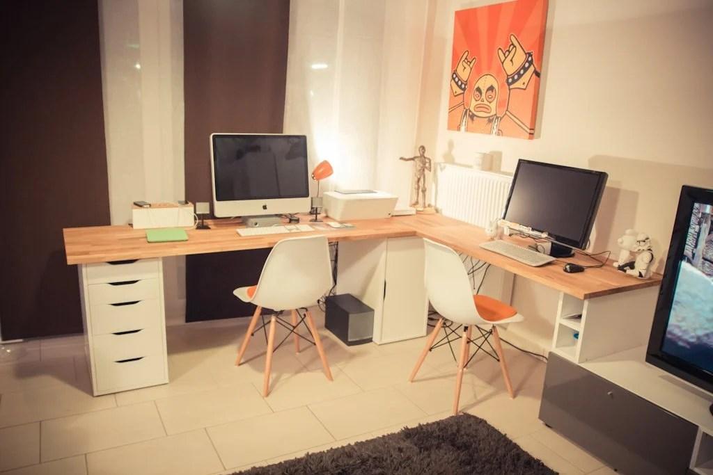 Alex  Hammarp Home Office  IKEA Hackers