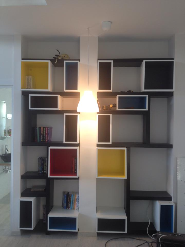 A tribute to Mondrian library  IKEA Hackers