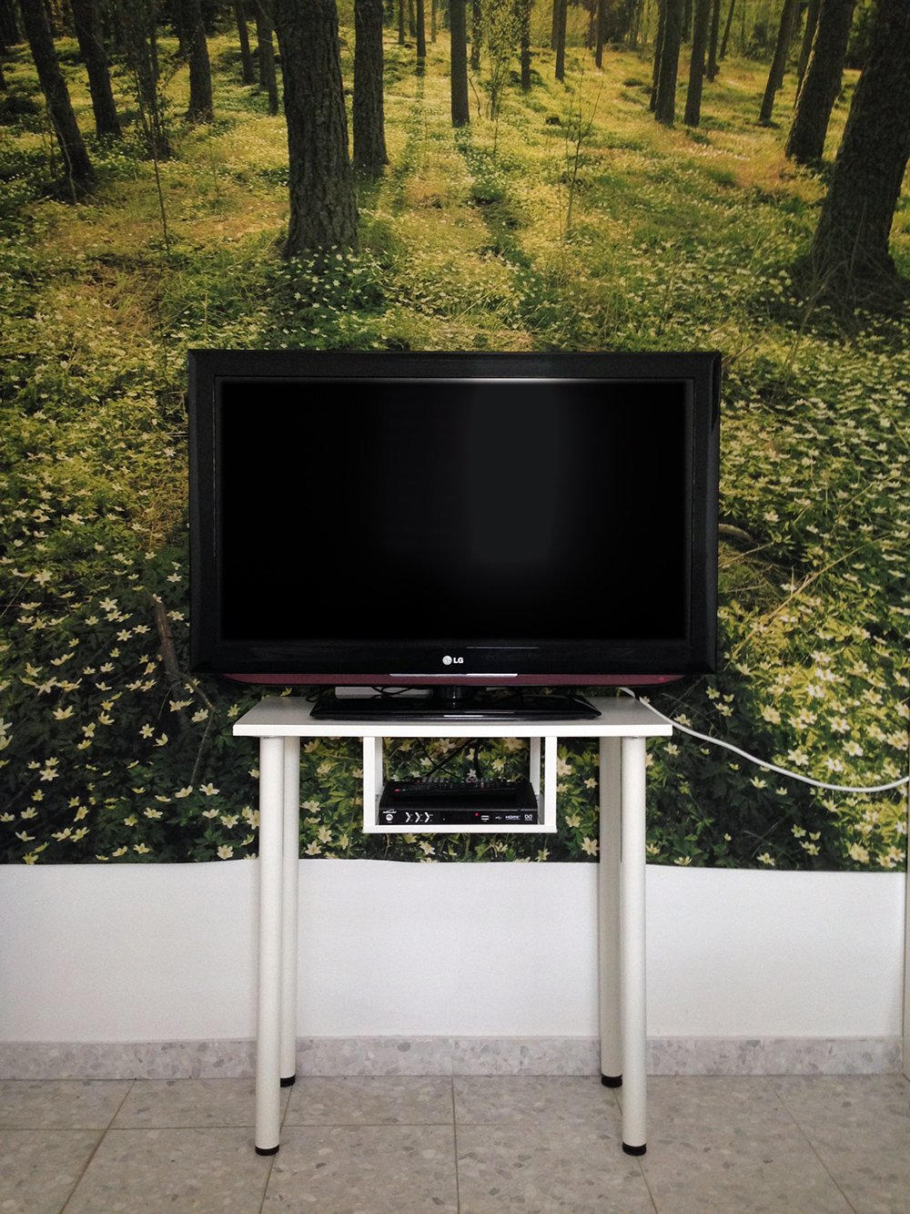 Tall Tv Stand Ikea Hackers