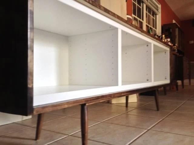 ikea kitchen table top front 5th wheel mid century modern besta media center - hackers