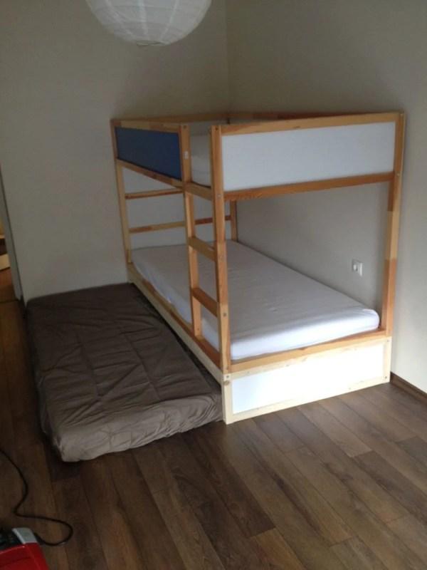 IKEA Double Bunk Beds