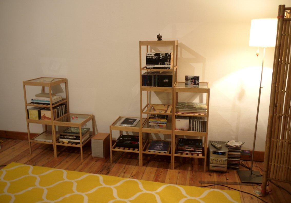 Turning Nesna Nightsands Into A Modular Furniture