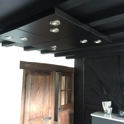Kitchen Ceiling Lighting Car Lack Table As Ikea Hackers