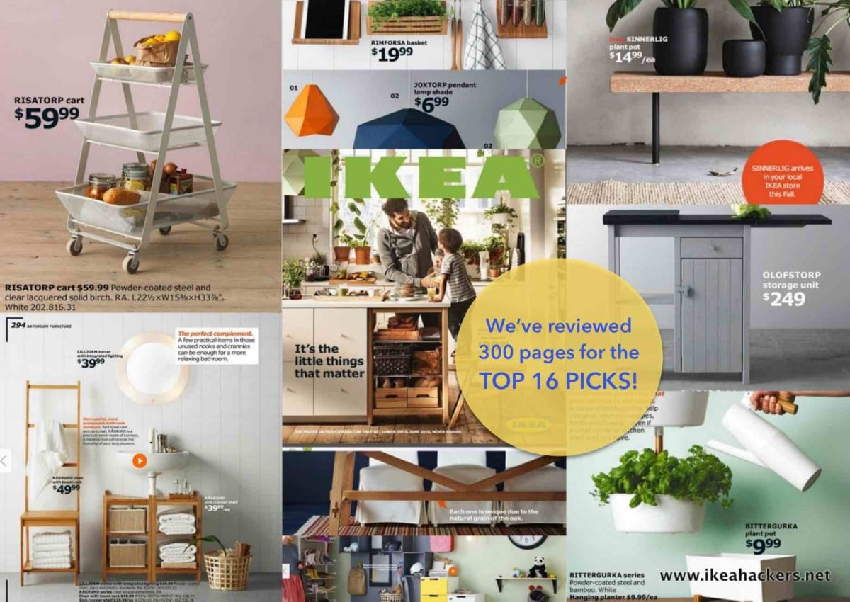 16 things I like about the new IKEA Catalog 2016  IKEA Hackers