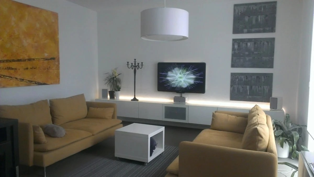 Tv Room Seating Ideas
