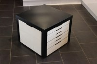 LACK table with LEGO Storage Drawers - IKEA Hackers - IKEA ...
