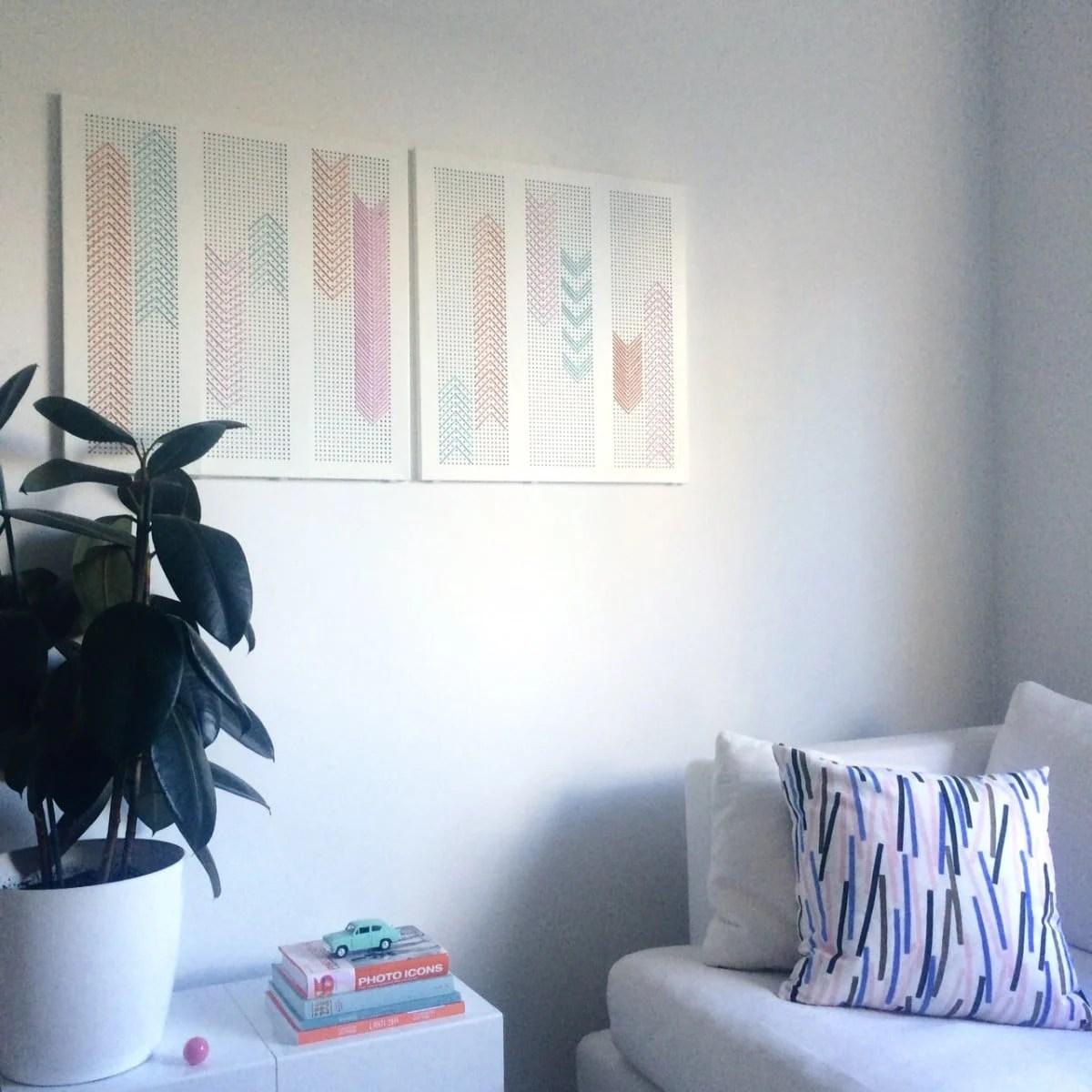 wall decor ALGOT