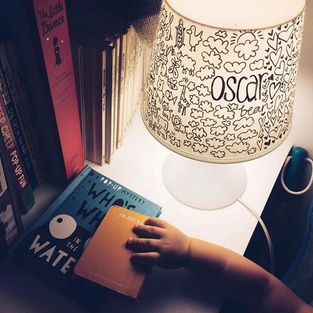 IKEA Lampan doodles