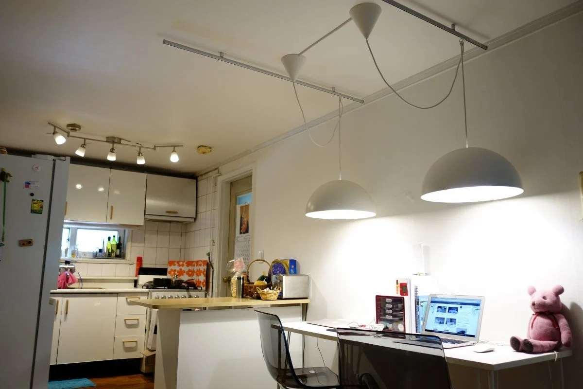 Hack Rail Lighting In The Cheapest Way Ikea Hackers