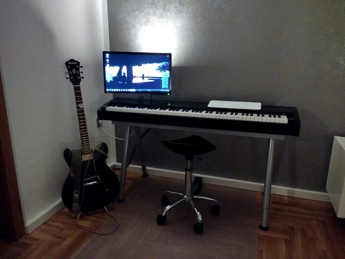Image Result For Lighting Keyboard Piano