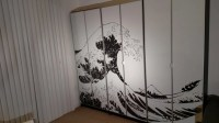 Turn BILLY bookcases into bold, large wall art - IKEA ...