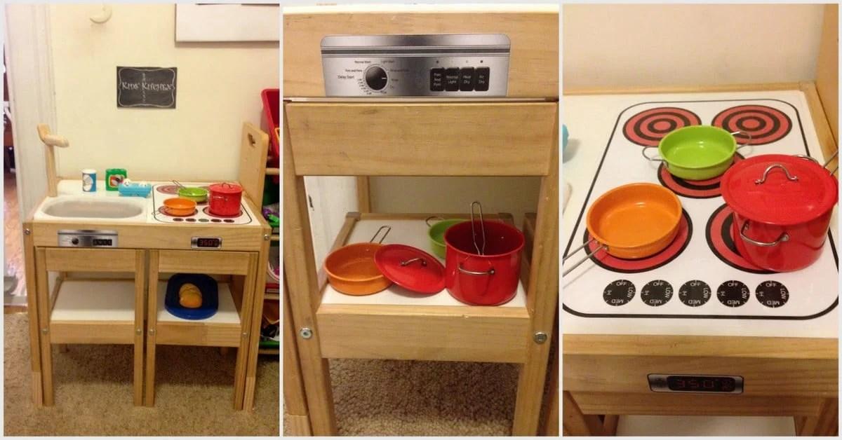 LTT Play Kitchen  IKEA Hackers  IKEA Hackers