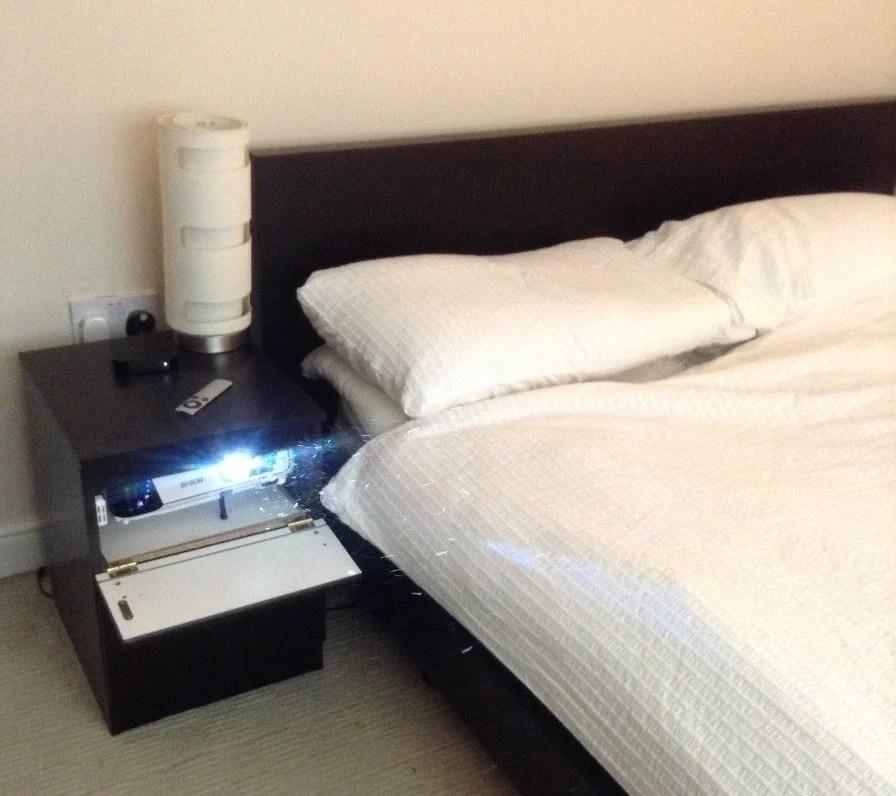 The Stealth Projector Cabinet Ikea Hackers Ikea Hackers