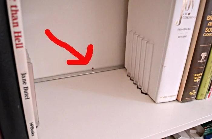 Howto Easy shelf reinforcement for Billy shelves  IKEA