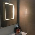 How To Add Light To Poorly Lit Bathroom Vanity Mirror Ikea Hackers