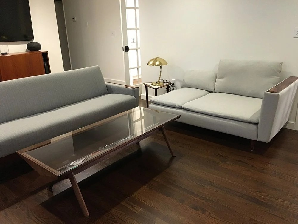 Mid century s derhamn ikea hackers for 750 sofa chaise
