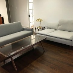 Long Sofa Pet Cover Futon Beds Australia Mid-century SÖderhamn - Ikea Hackers