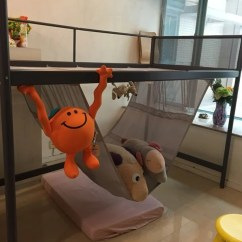 Kitchen Table With Storage Underneath Chromcraft Chairs Metre-high Loft Bed Hammock From Tuffing Bunk ...