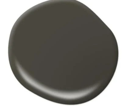 Hackers Help I Found A Black Brown Paint Match Ikea