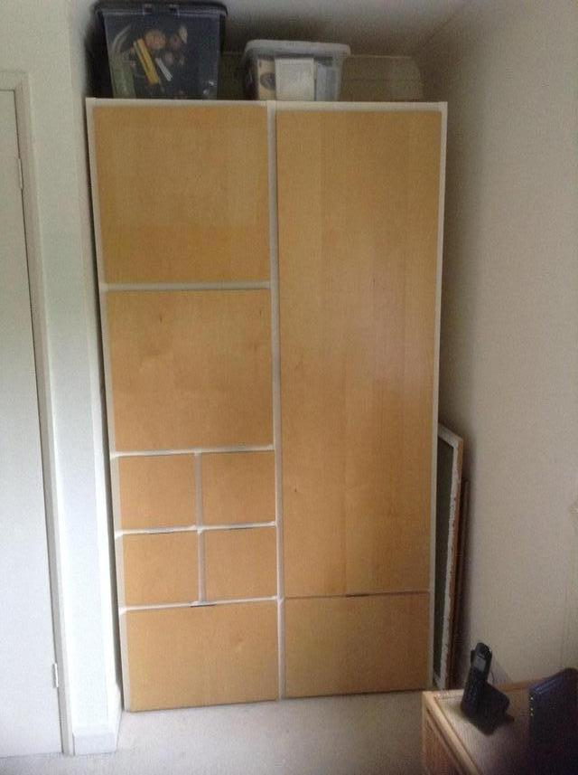 hackers help old ikea wardrobe what 39 s its name ikea. Black Bedroom Furniture Sets. Home Design Ideas