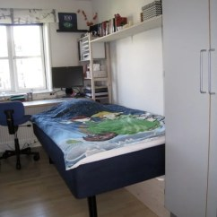 Home Decor Ideas Living Room Apartment Chest Hack An Ivar Murphy Bed - Ikea Hackers