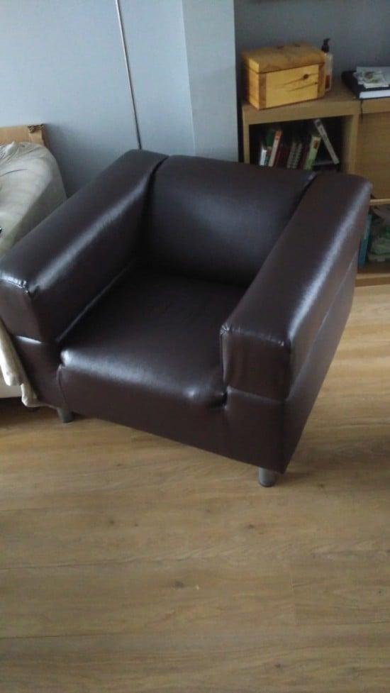 KLIPPAN armchair-1