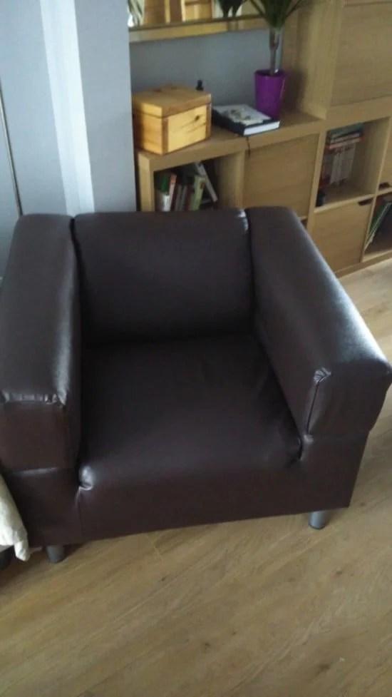 KLIPPAN armchair-2
