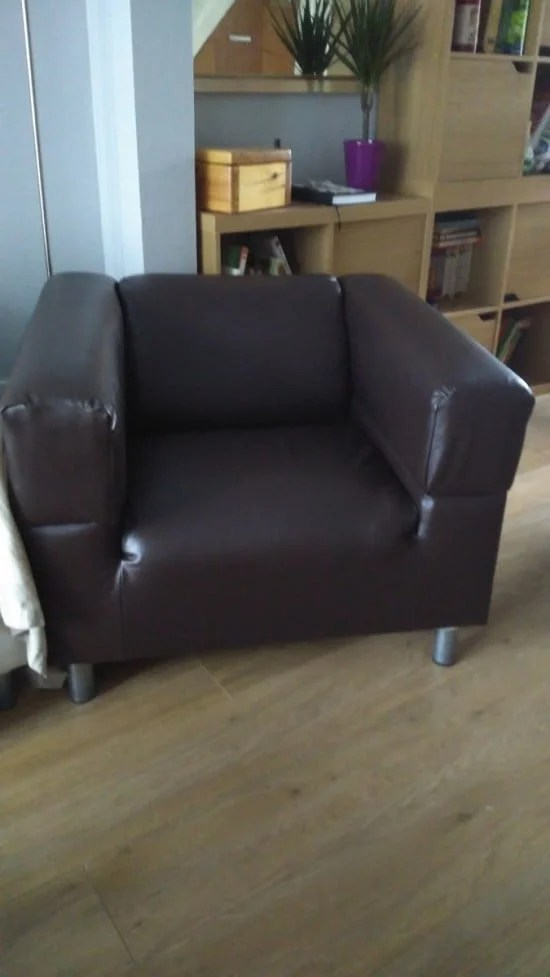 KLIPPAN armchair-3