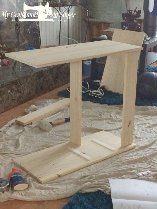 Original IKEA Rast frame assembled.jpg