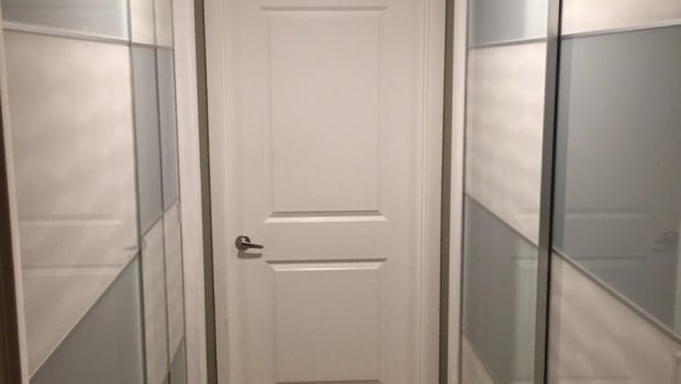 kitchen cabinets home depot oil bronze faucet pax sliding doors on existing condo closet - ikea hackers ...