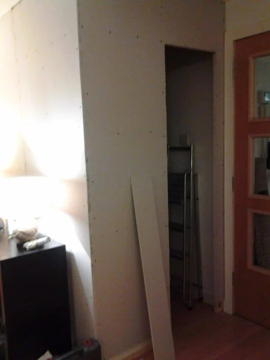 Pax walk in cupboard 4
