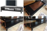 Industrial, Steampunk hack to the Lack, TV Stand - IKEA ...