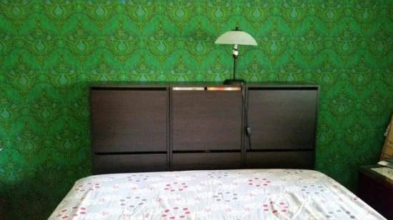 Grand Bissa Storage Bed Head Ikea Hackers Bloglovin