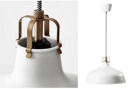 IKEA RANARP pendant lamp
