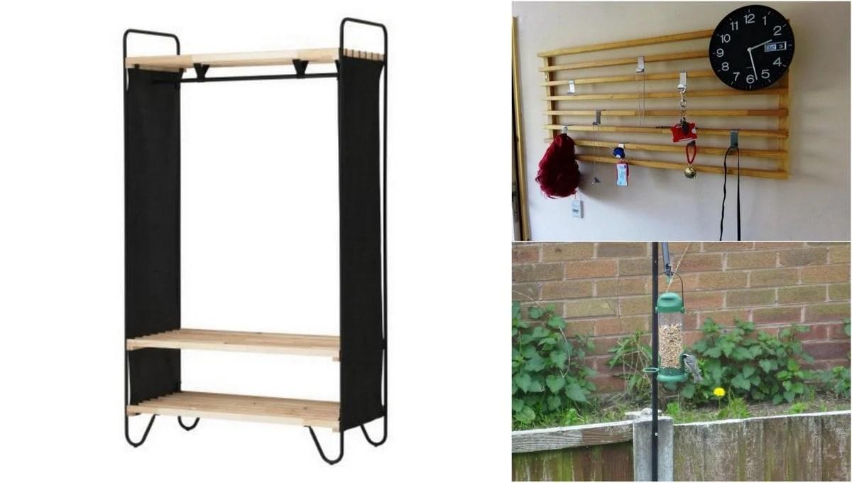 7 ways to hack the ikea bodo wardrobe ikea hackers. Black Bedroom Furniture Sets. Home Design Ideas
