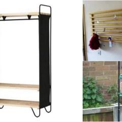 The Cheapest Kitchen Cabinets Island Wheels 7 Ways To Hack Ikea Bodo Wardrobe - Hackers ...