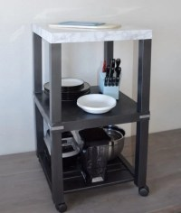 Need a small kitchen island?