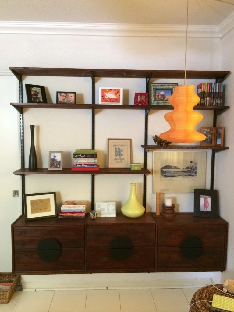 Top 10 IKEA hacks of 2017 - mid-century modern furniture shelving