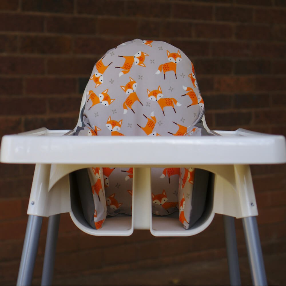 IKEA High Chair cushion design - tribal-fox