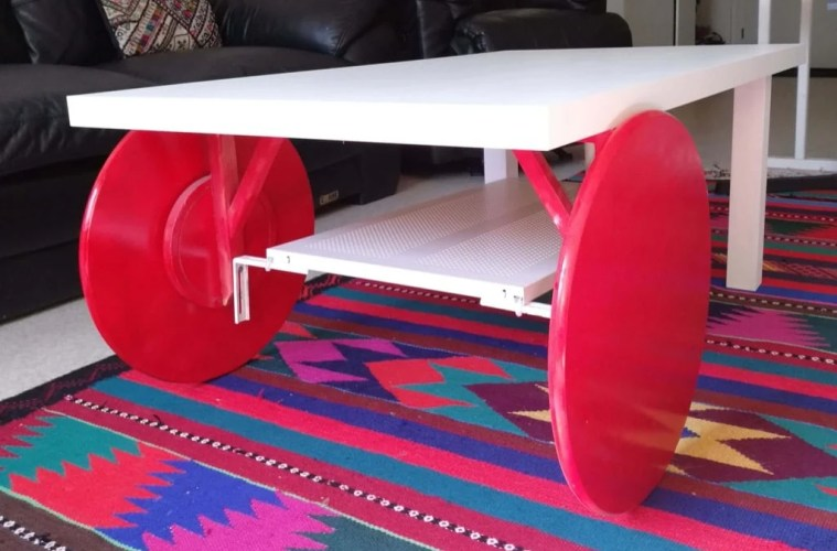 Latest hacks page 11 of 493 ikea hackers - Table a roulettes ikea ...