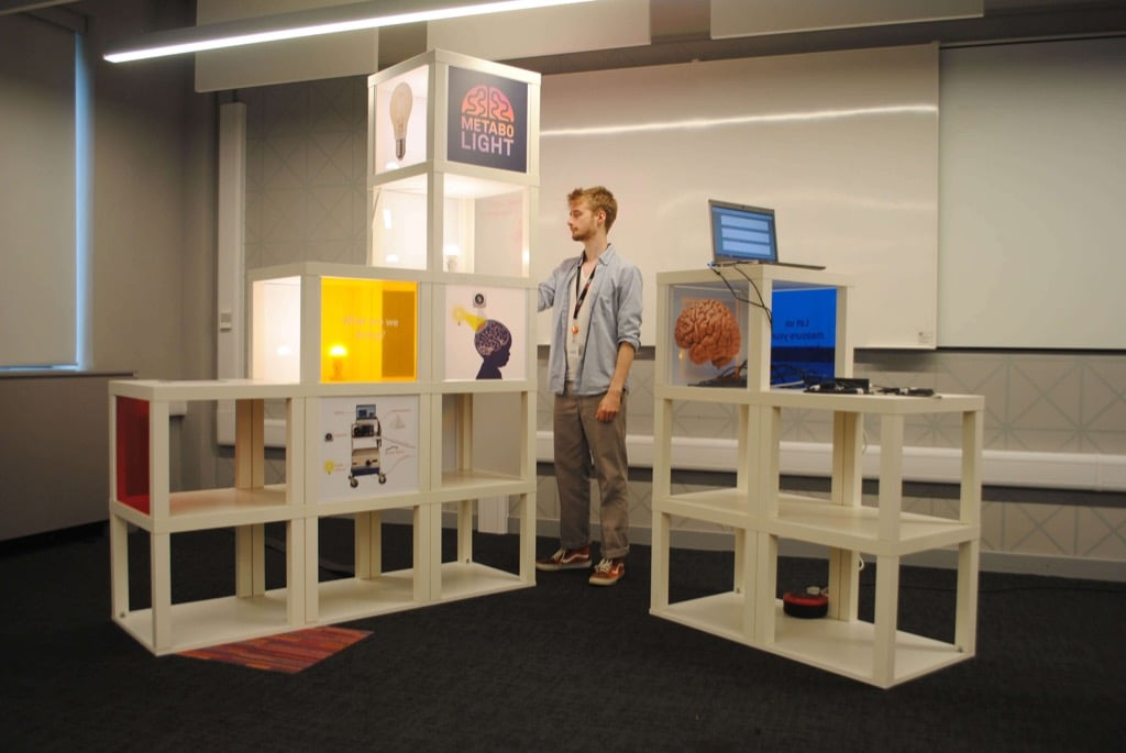 15 Lack Tables As Metabolight Interactive Display Unit