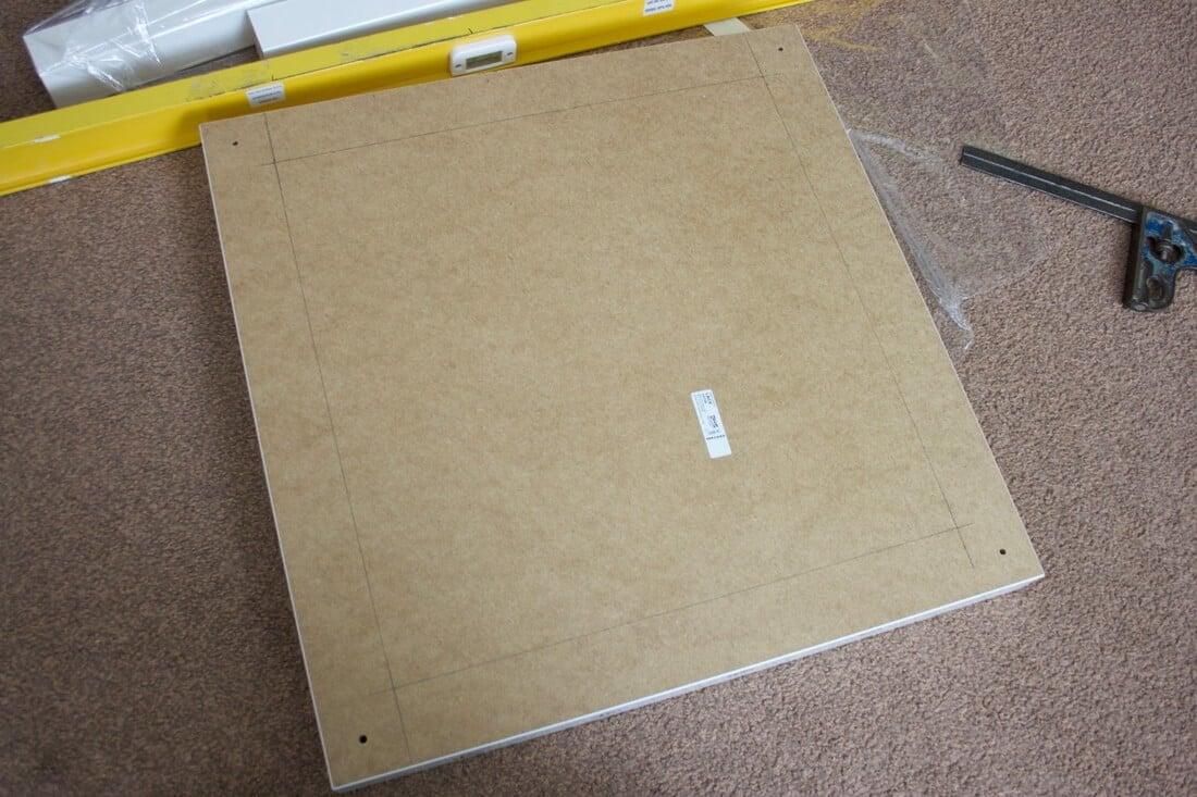 IKEA LACK Raspberry Pi Storage Table