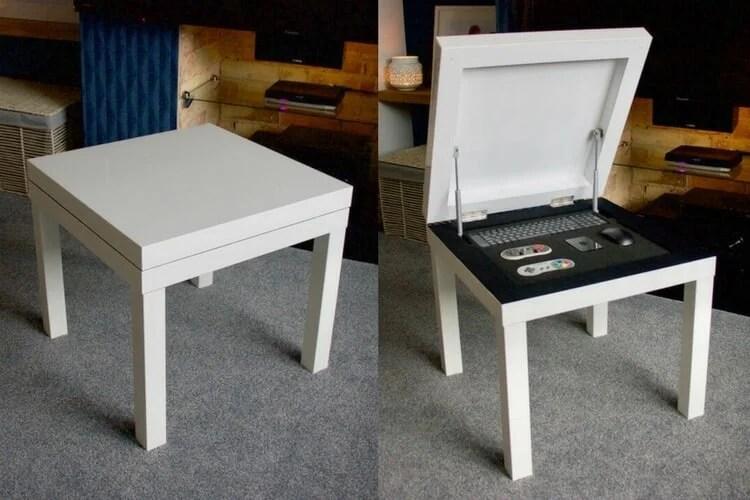 Ikea Lack Raspberry Pi Case Storage Table Ikea Hackers
