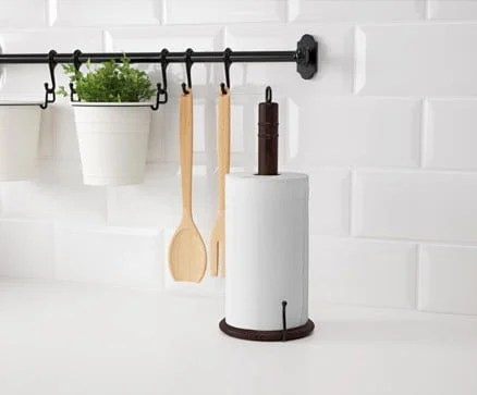 IKEA FINTORP paper towel holder stand
